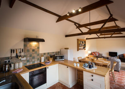 Avocet Cottage Kitchen