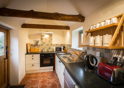 Little Owl Cottage Kitchen