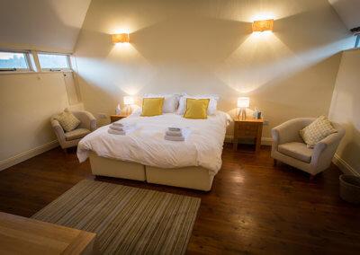 The Barn Bedroom 2