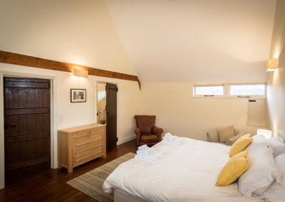The Barn Bedroom 3